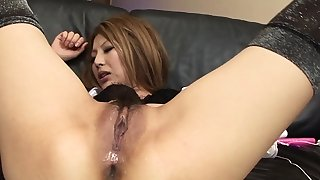 Asian girl's tight cunt and..