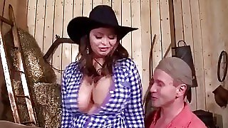 Busty Country girl Sirale..