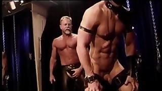 Masked muscle stud in..