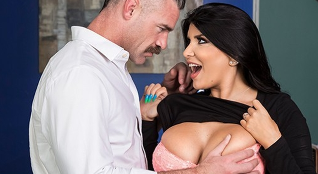 Brazzers - Big Tits office..