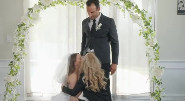Brazzers - Spouse and bride..