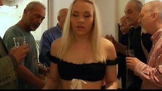 Girl sucks old man Would you..