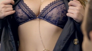 NF Busty- Lucky Dude Gets..