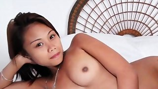 Gorgeous young exotic woman..