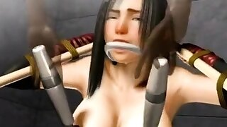 Busty hentai woman molten..